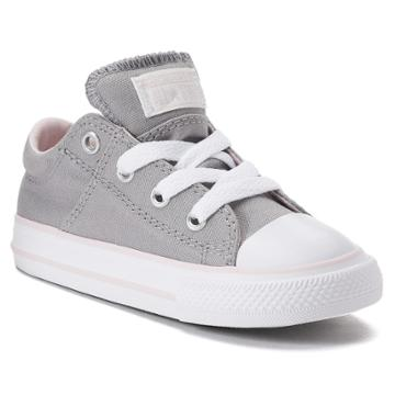 Toddler Converse Chuck Taylor All Star Madison Shoes, Girl's, Size: 9 T, Grey