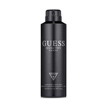 Guess Seductive Homme Men's Deodorizing Body Spray, Multicolor