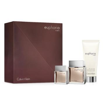 Calvin Klein Euphoria For Men 3-pc. Gift Set, Multicolor