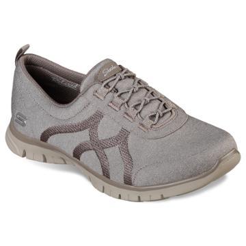 Skechers Relaxed Fit Ez Flex Renew Women's Slip-on Shoes, Size: 7.5, Purple