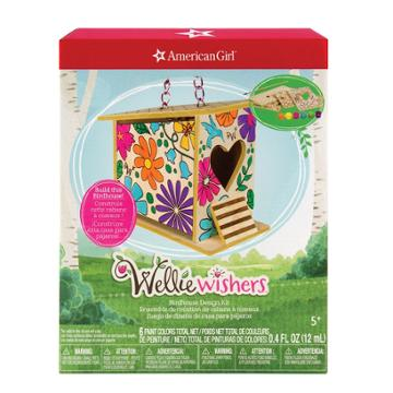 Wellie Wisher Birdhouse Set By Fashion Angels, Girl's, Multicolor