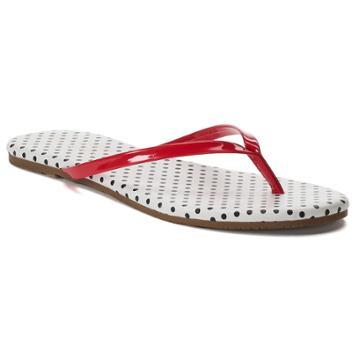 Lc Lauren Conrad Pixii Women's Flip Flops, Size: 7, Black