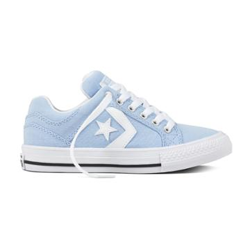 Kid's Converse Cons Distrito Sneakers, Size: 11, Light Blue