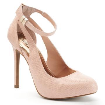 Jennifer Lopez Women's Cutout High Heels, Size: 10, Brt Pink