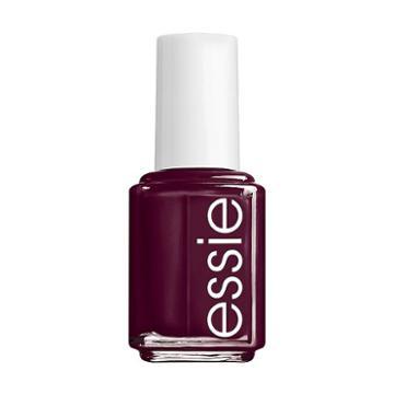 Essie Plums Nail Polish, Red