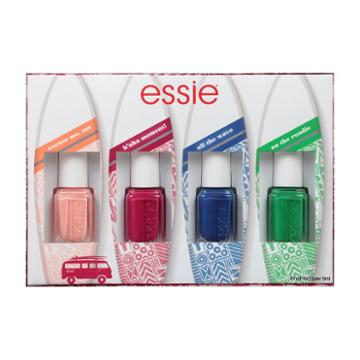 Essie 4-pc. Spring Trend 2017 Nail Polish Kit, Multicolor