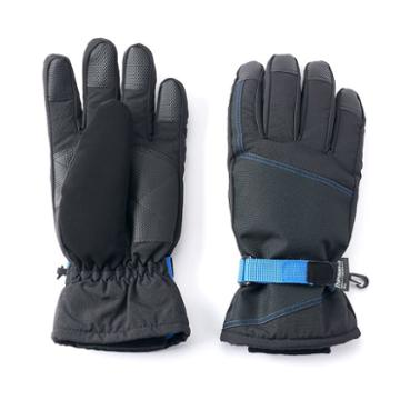 Men's Tek Gear® Core Warmtek Ski Gloves, Size: Medium/large, Blue