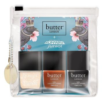Butter London & Project Runway Junior Peace Of Armour Nail Lacquer Set, Multicolor