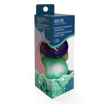 Eos Marine Collection 2-pc. Lip Balm Set, Multicolor