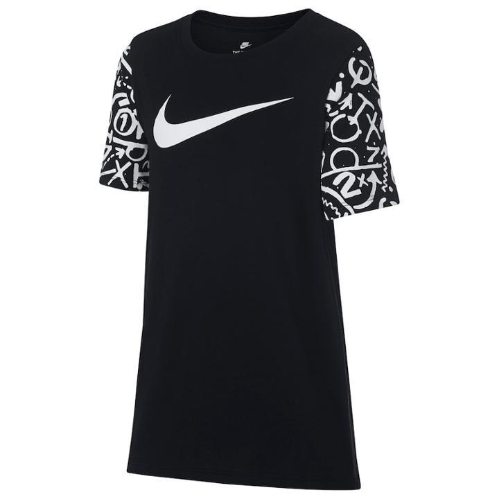 Boys 8-20 Nike Playbook Tee, Size: Xl, Grey (charcoal)