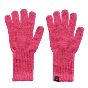 Girls 7-14 Cuddl Duds Solid Lurex Gloves, Girl's, Multicolor