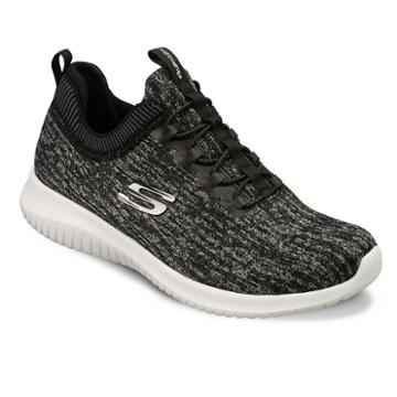 Skechers Ultra Flex Bright Horizon Women's Sneakers, Size: 9.5, Dark Grey