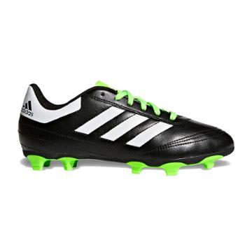 Adidas Goletto Vi Fg J Kids' Firm Ground Soccer Cleats, Kids Unisex, Size: 1, Black