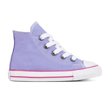 Toddler Converse Chuck Taylor All Star High Top Sneakers, Size: 4 T, Lt Purple