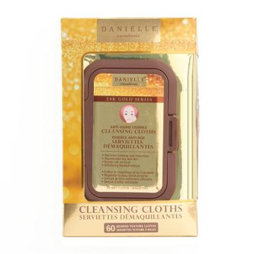 Danielle Creations Anti-aging Essence Cleansing Cloths, Multicolor