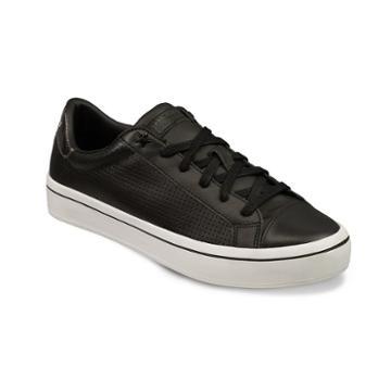 Skechers Street Hi-lite Women's Leather Sneakers, Size: 8.5, Grey (charcoal)