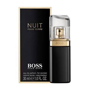 Hugo Boss Nuit Pour Femme Women's Perfume - Eau De Parfum, Multicolor