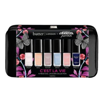 Butter London & Project Runway Junior C'est La Vie Petite Nail Lacquer Set, Multicolor