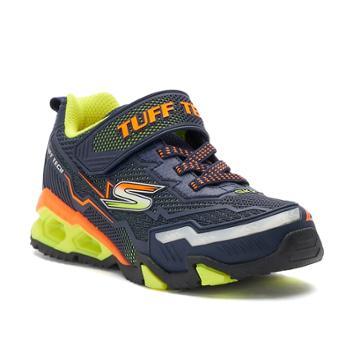Skechers S Lights Hydro Lights Boys' Light Up Sneakers, Size: 3, Orange
