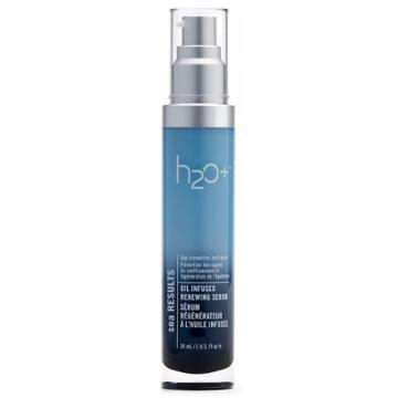 H2o Plus Sea Results Oil-infused Renewing Serum, Blue
