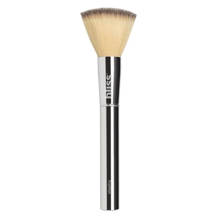 Bliss Large Stippling Makeup Brush, Multicolor