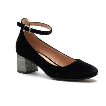 Andrew Geller Naughtica Women's Pumps, Size: Medium (7.5), Black