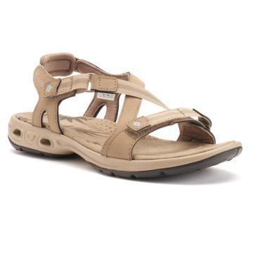 Columbia Breezy Vent Women's Sandals, Size: 8, Red/coppr (rust/coppr)