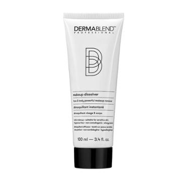 Dermablend Professional Makeup Dissolver, Multicolor