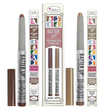 Thebalm Batter Up Eyeshadow Stick Set, Multicolor