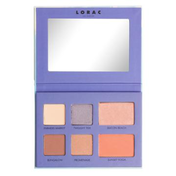 Lorac Your La Experience Palette - Santa Monica, Multicolor