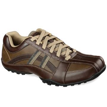 Skechers Citywalk Malton Men's Shoes, Size: 8.5, Dark Brown