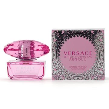 Versace Bright Crystal Absolu Women's Perfume - Eau De Parfum, Multicolor