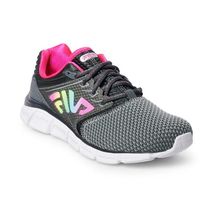 Fila® Memory Multiswift 2 Women's Running Shoes, Size: 7.5, Beige