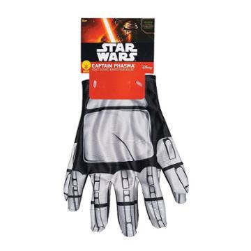 Star Wars: Episode Vii The Force Awakens Captain Phasma Adult Costume Gloves, Women's, Multicolor