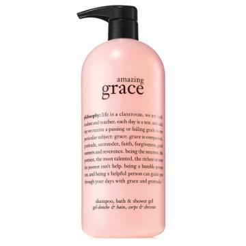 Philosophy Amazing Grace Shampoo, Multicolor