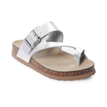 Madden Girl Blanchh Girls' Sandals, Size: 3, Yellow