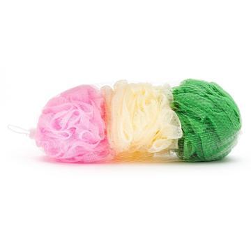 Earth Therapeutics 3-pk. Loofah Sponges, Multicolor
