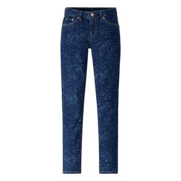 Girls 7-16 Levi's 710 Super Skinny Fit Jeans, Size: 10, Med Blue