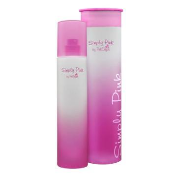 Simply Pink By Pink Sugar Women's Perfume - Eau De Toilette, Multicolor