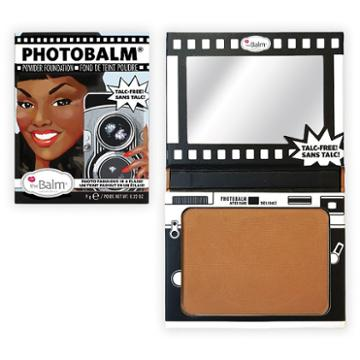 Thebalm Photobalm Powder Foundation, Multicolor