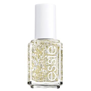 Essie Encrusted Treasures Nail Polish, Yellow
