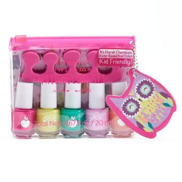 Simple Pleasures 7-pc. Adventure Awaits Mini Nail Polish Set, Ovrfl Oth