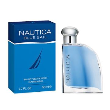 Nautica Blue Sail Men's Cologne, Multicolor
