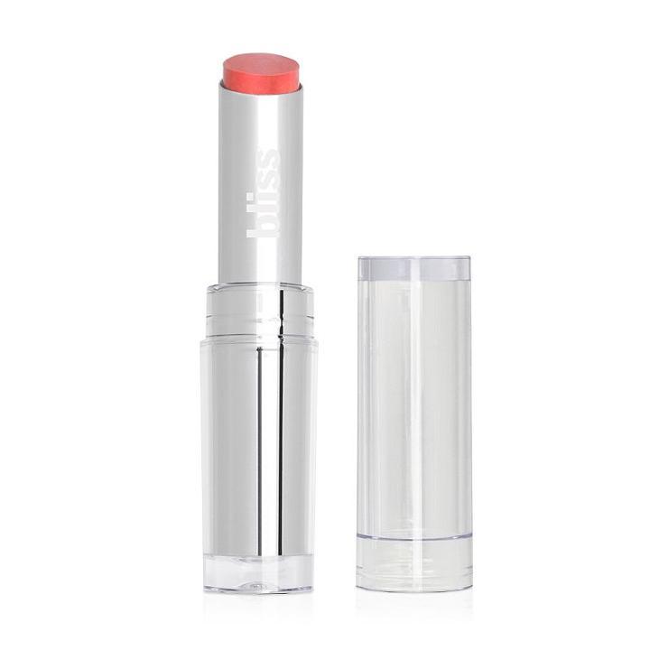 Bliss Lock & Key Long Wear Lipstick, Orange