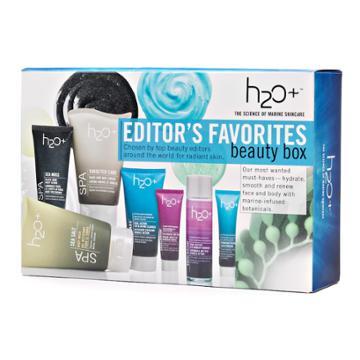 H2o Plus Editor's Favorites Beauty Box Skincare Gift Set, Multicolor