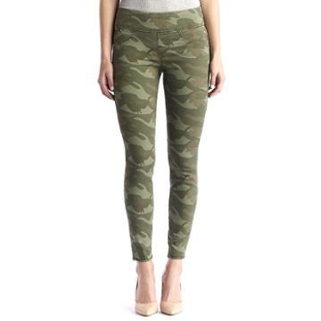 Women's Rock & Republic® Fever Denim Rx™ Camo Jean Leggings, Size: 8 Short, Ovrfl Oth