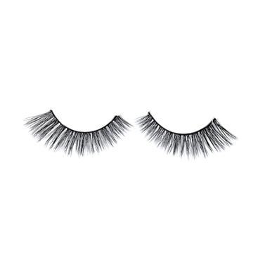 E.l.f. Winged & Polished Luxe Lash Kit, Black