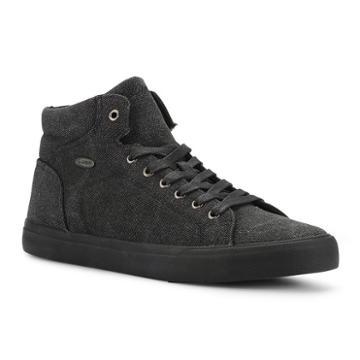 Lugz King Men's High Top Sneakers, Size: Medium (12), Black