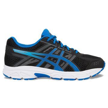 Asics Gel-contend 4 Grade School Boys' Running Shoes, Size: 1, Oxford