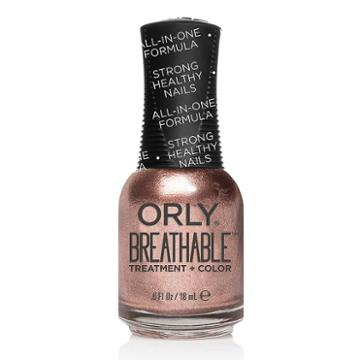 Orly Breathable Treatment & Color Nail Polish - Fairy Godmother, Multicolor